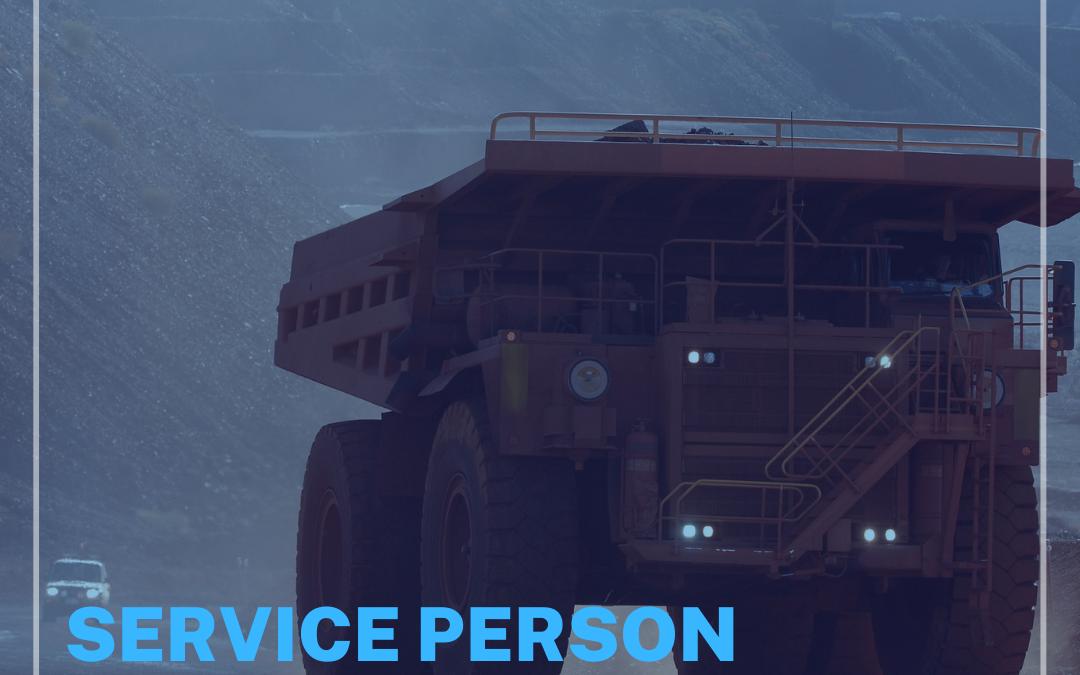 Service Person