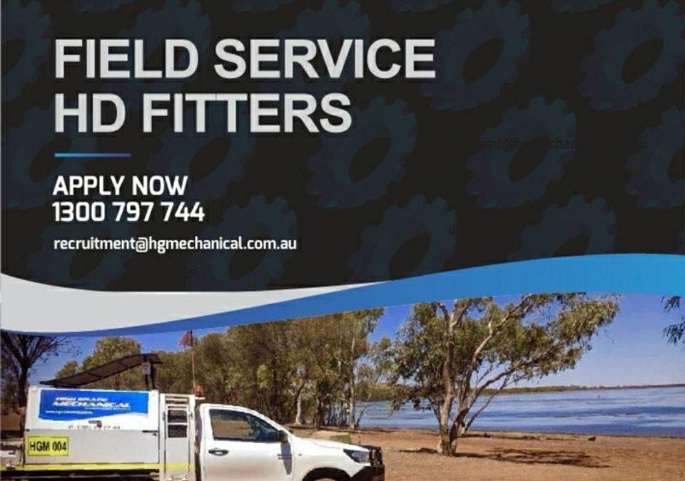 FIELD SERVICE | HD Fitters | Diesel Mechanics