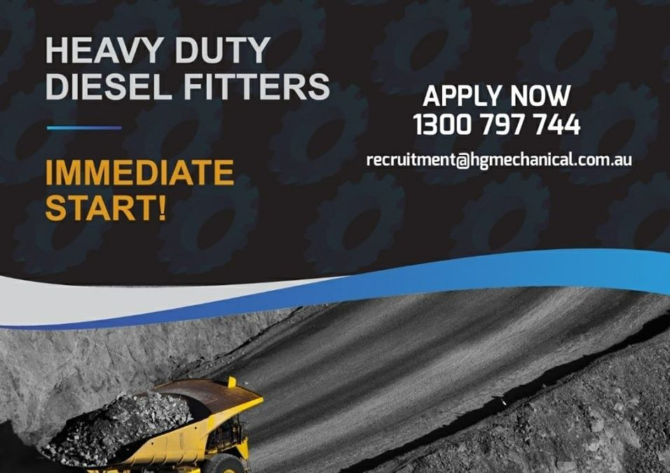 HD Fitter | Diesel Mechanic